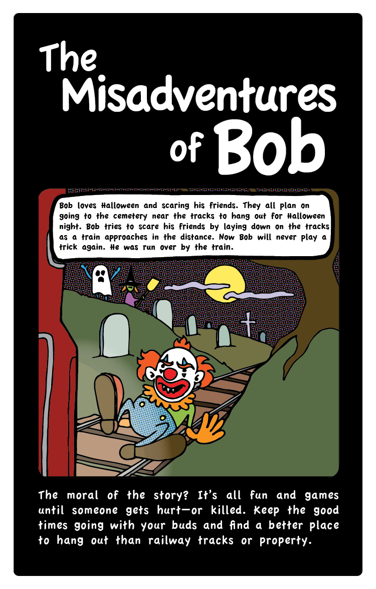 The Misadventures of Bob: It's all fun and games until